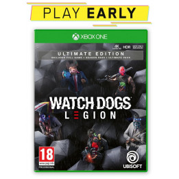 Coperta WATCH DOGS LEGION ULTIMATE EDITION - XBOX ONE