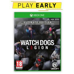 Coperta WATCH DOGS LEGION ULTIMATE EDITION - XBOX ONE