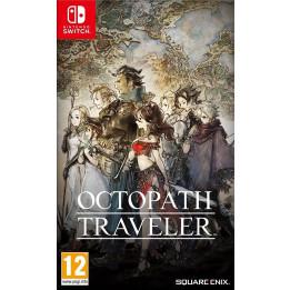 Coperta OCTOPATH TRAVELER - SW