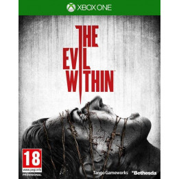 Coperta THE EVIL WITHIN - XBOX ONE