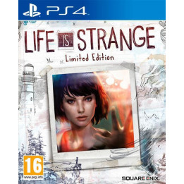 Coperta LIFE IS STRANGE LIMITED EDITION - PS4