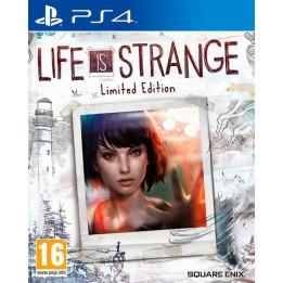 Coperta LIFE IS STRANGE LIMITED EDITION - PS4