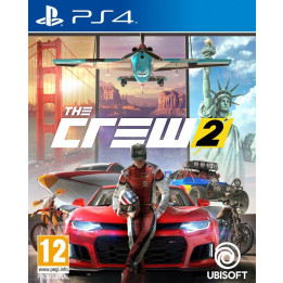 Coperta THE CREW 2 - PS4