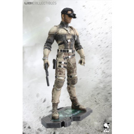 Coperta SPLINTER CELL BLACKLIST SAM FISHER STATUE