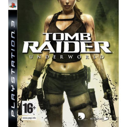 Coperta TOMB RAIDER UNDERWORLD-PS3