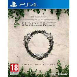Coperta THE ELDER SCROLLS ONLINE SUMMERSET COLLECTORS EDITION - PS4