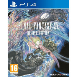 Coperta FINAL FANTASY XV DELUXE EDITION - PS4