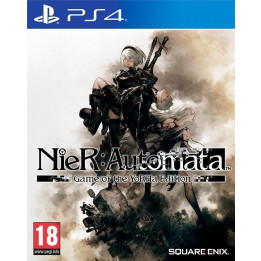 Coperta NIER AUTOMATA GAME OF THE YORHA EDITION - PS4