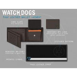 Coperta WATCH DOGS HACKER NFC WALLET