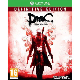 Coperta DMC DEVIL MAY CRY DEFINITIVE EDITION - XBOX ONE