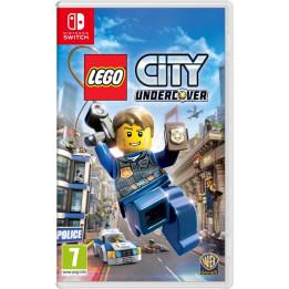 Coperta LEGO CITY UNDERCOVER - SW
