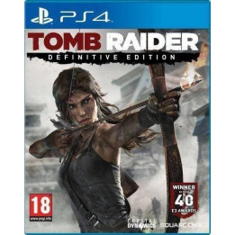 Coperta TOMB RAIDER DEFINITIVE EDITION - PS4