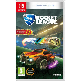 Coperta ROCKET LEAGUE COLLECTORS EDITION - SW