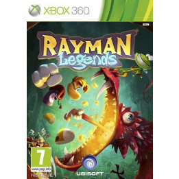 Coperta RAYMAN LEGENDS - XBOX360 (XBOX ONE COMPATIBLE)