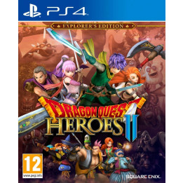 Coperta DRAGON QUEST HEROES 2 EXPLORERS EDITION - PS4