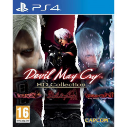 Coperta DEVIL MAY CRY HD COLLECTION - PS4