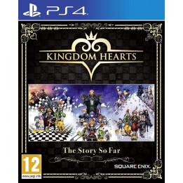 Coperta KINGDOM HEARTS THE STORY SO FAR - PS4