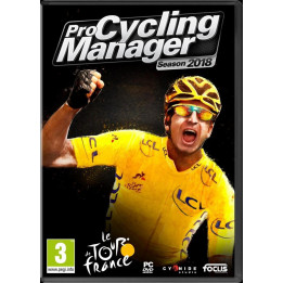 Coperta PRO CYCLING MANAGER 2018 - PC