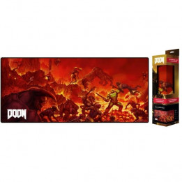Coperta DOOM OVERSIZED MOUSEPAD