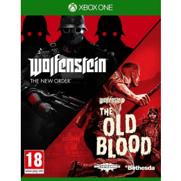 Coperta WOLFENSTEIN THE NEW ORDER & WOLFENSTEIN THE OLD BLOOD PACK - XBOX ONE