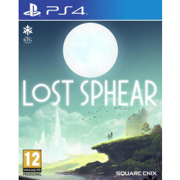 Coperta LOST SPHEAR - PS4