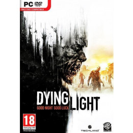 Coperta DYING LIGHT - PC