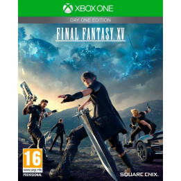 Coperta FINAL FANTASY XV D1 EDITION - XBOX ONE