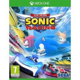 Coperta TEAM SONIC RACING - XBOX ONE