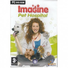 Coperta IMAGINE PET HOSPITAL - PC