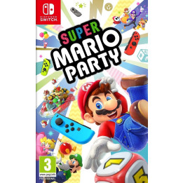 Coperta SUPER MARIO PARTY - SW