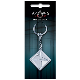 Coperta ASSASSINS CREED ANIMUS LOGO KEYCHAIN