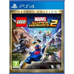 Coperta LEGO MARVEL SUPER HEROES 2 DELUXE EDITION - PS4