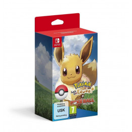 Coperta POKEMON LETS GO EEVEE & POKE BALL PLUS (LIMITED BUNDLE) - SW