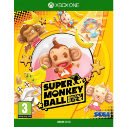 Coperta SUPER MONKEY BALL BANANA BLITZ - XBOX ONE