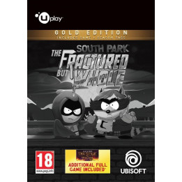 Coperta SOUTH PARK THE FRACTURED BUT WHOLE GOLD EDITION - PC (UPLAY CODE)