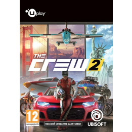 Coperta THE CREW 2 - PC (UPLAY CODE)