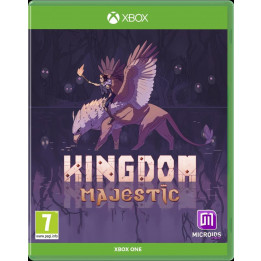 Coperta KINGDOM MAJESTIC LIMITED EDITION - XBOX ONE