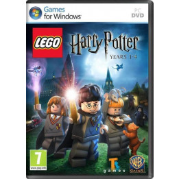 Coperta LEGO HARRY POTTER YEARS 1-4 - PC
