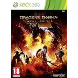 Coperta DRAGONS DOGMA DARK ARISEN - XBOX360