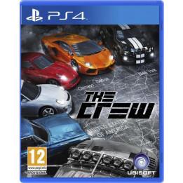 Coperta THE CREW - PS4