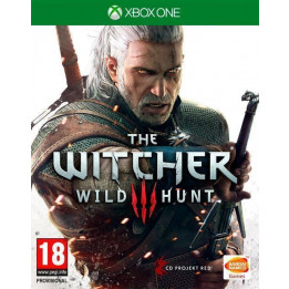 Coperta THE WITCHER 3 WILD HUNT - XBOX ONE