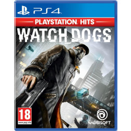 Coperta WATCH DOGS PLAYSTATION HITS - PS4