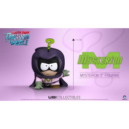 "Coperta SOUTH PARK THE FRACTURED BUT WHOLE MYSTERION 3"" FIGURINE"