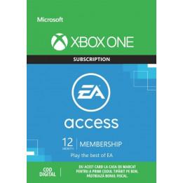 Coperta EA ACCESS 12 MONTHS - XBOX ONE (MICROSOFT CODE)
