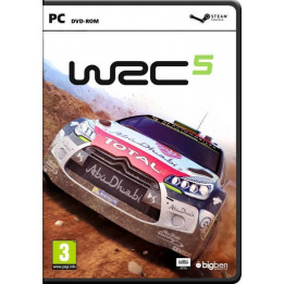 Coperta WRC 5 - PC