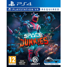 Coperta SPACE JUNKIES (VR) - PS4