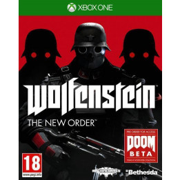Coperta WOLFENSTEIN THE NEW ORDER - XBOX ONE