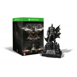Coperta BATMAN ARKHAM KNIGHT MEMORIAL COLLECTORS EDITION - XBOX ONE