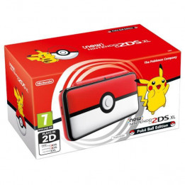 Coperta NINTENDO NEW 2DS XL CONSOLE POKEBALL EDITION - GDG