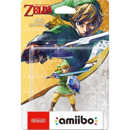 Coperta AMIIBO LINK SKYWARD SWORD (THE LEGEND OF ZELDA)